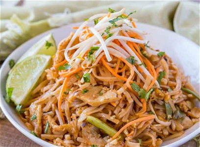 Foto Pad Thai Chicken